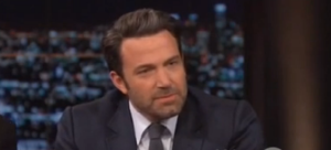 Ben Affleck on Real Time
