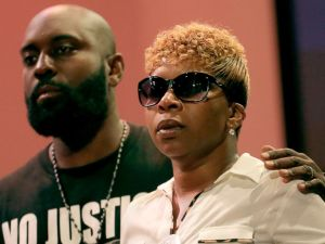 Parents of Michael Brown